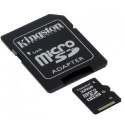 MEMORIA DG 32GB KINGSTON MSD/SD CLASE 10