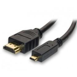 CABLE HDMI A MICRO 3M 1.4