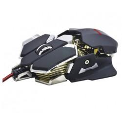 RATON USB KLONER GAMING ADDICTION 5600 DPI LED 7 COLORES