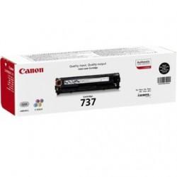 Toner Original   Canon 737 de color Negro