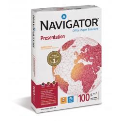 Navigator - Papel, 250 hojas 100 gr A4 color blanco