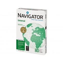 Navigator UNIVERSALA4 - Paquete 500 hojas de papel 80 gr