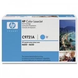 Toner Original  HP C9721A de color CYAN
