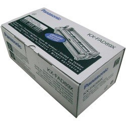Drum Original Panasonic  KX-FAD89X de color Negro