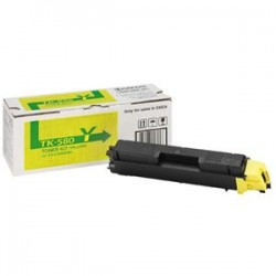 Toner Original  Kyocera TK580 de color Amarillo