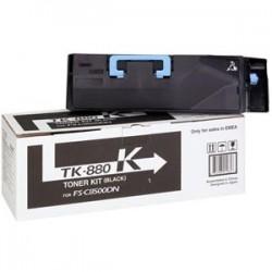Toner Original  Kyocera TK880 de color Negro
