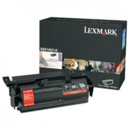 Toner Original Lexmark 654X11E de color Negro