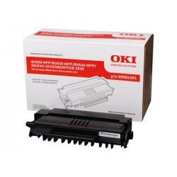 Toner Original OKI B2520 color Negro