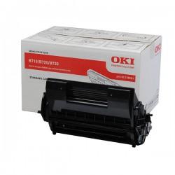 Toner Original OKI  B710 Negro