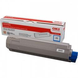 Toner Original OKI C810C de color CYAN