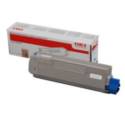 Toner Original OKI C851C de color CYAN