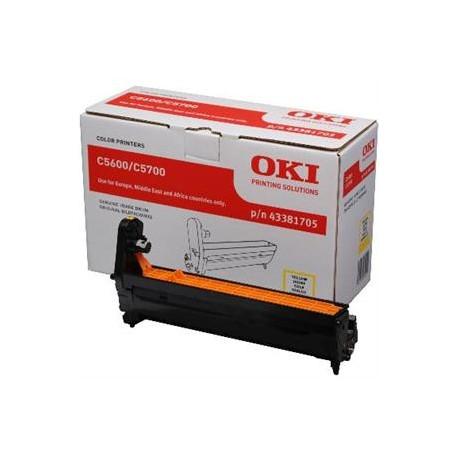 Drum Original OKI DR560M  de color Magenta