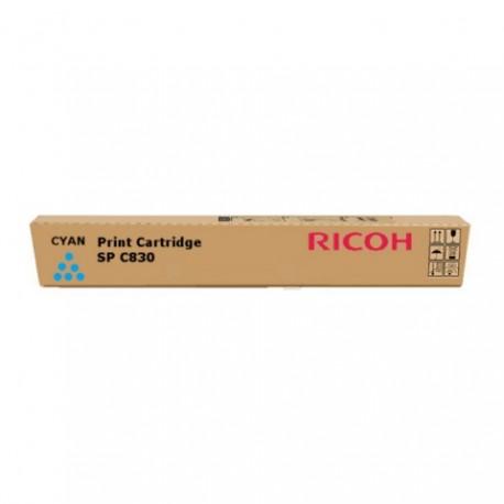 Toner Original  Ricoh SPC830 de color CYAN