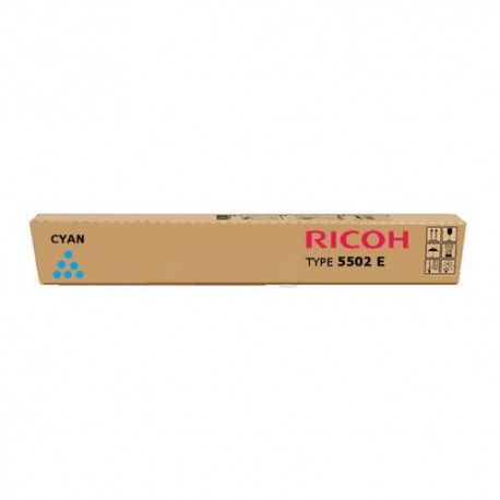 Toner Original  Ricoh MP5502 de color CYAN