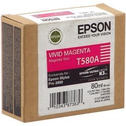Cartucho Tinta Original Epson Ploter de color Magenta