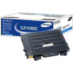 Toner Original  Samsung de color CYAN