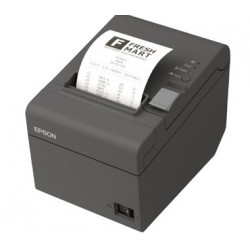 IMPRES. EPSON TICKET TM-T20II  USB/ETHERNET NEGRA