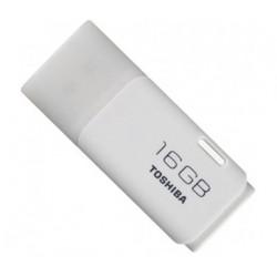 MEMORIA USB 2.0  16GB TOSHIBA BLANCO
