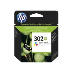 HP 302XL TRICOLOR CARTUCHO DE TINTA ORIGINAL