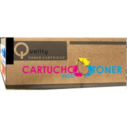 Toner Compatible OKI C310Y de color CYAN