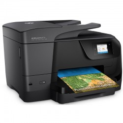 MULTIF. OFFICEJET HP 7510 FAX LAN WIFI A3