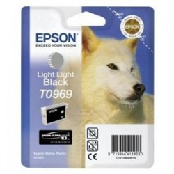 EPSON CART.GRIS CLARO R2880