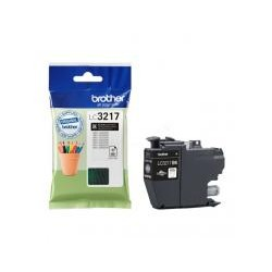 BROTHER LC3217 NEGRO CARTUCHO DE TINTA ORIGINAL LC3217BK