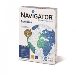 Papel blanco multifunción Navigator Expression A4 de 90 gr