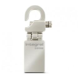 MEMORIA USB 3.0  32GB INTEGRALMETAL CASING
