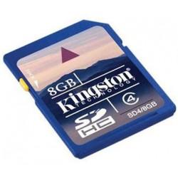 MEMORIA DG  8GB  KINGSTON SD