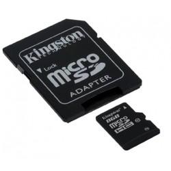 MEMORIA DG  8GB KINGSTON MSD/SD CLASE 10