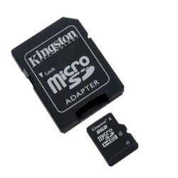 MEMORIA DG 16GB KINGSTON MSD/SD CLASE 4
