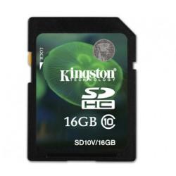 MEMORIA DG 16GB KINGSTON SD   0